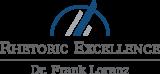 Rhetoric Excellence – Dr. Frank Lorenz